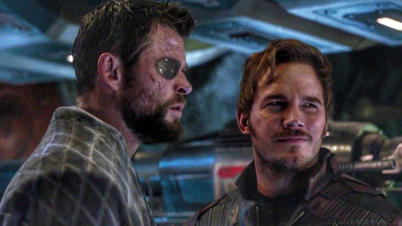СМИ: Крис Пратт вернётся к роли Звёздного лорда в новом «Торе»