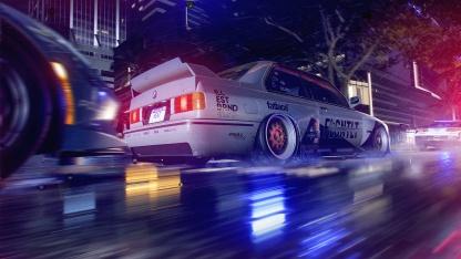 Опубликован саундтрек Need for Speed Heat и запись игрового процесса
