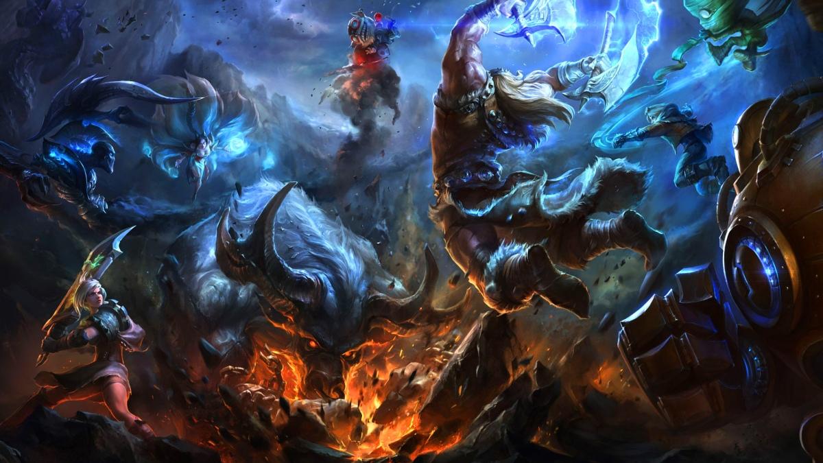 Riot надеется, что League of Legends будет популярна на протяжении десятилетий