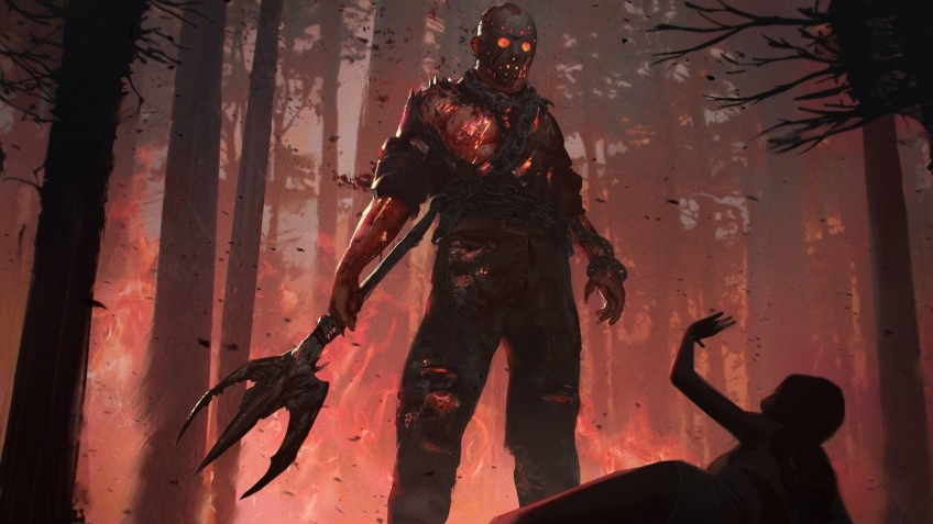 Friday The 13th: The Game выйдет на Nintendo Switch