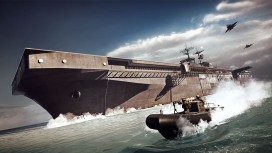 Поклонники Battlefield4 могут бесплатно сыграть в дополнение Naval Strike
