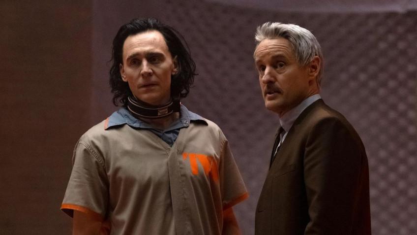 Том Хиддлстон намекнул, что суть «Локи» отражена в логотипе сериала
