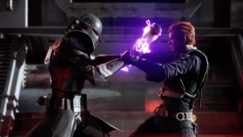Авторы Star Wars Jedi: Fallen Order показали пару геймплейных кадров