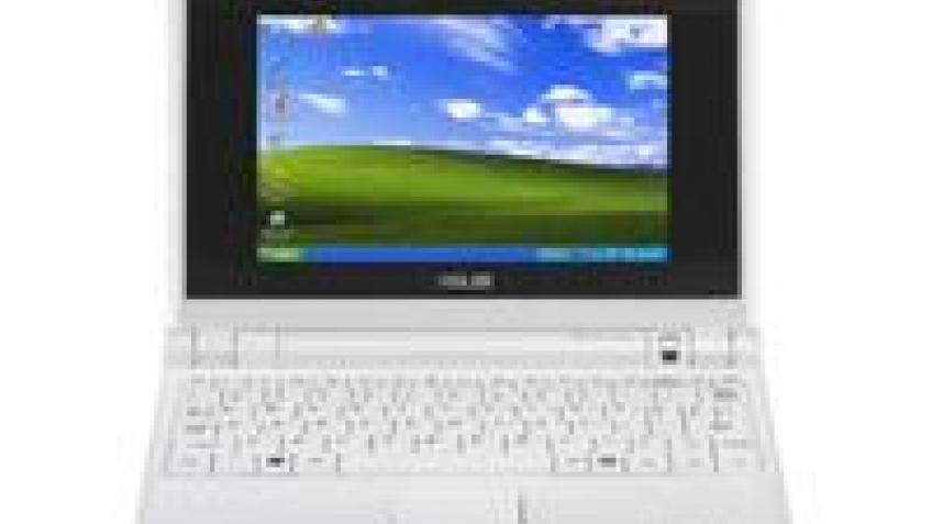 Eee PC – теперь с Windows XP