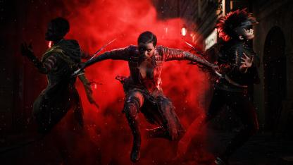 Системные требования Vampire: The Masquerade — Bloodhunt обновлены