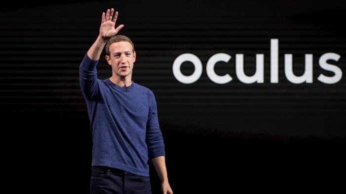 Шлем Oculus Quest VR в 2020 году научится распознавать движения рук
