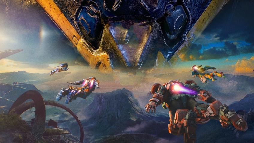 BioWare представила эндгейм Anthem