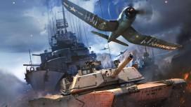 Стартовал ранний доступ War Thunder на Xbox One