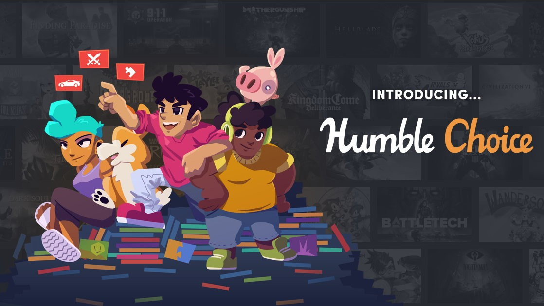 Humble меняет условия своей подписки: у игроков появится выбор