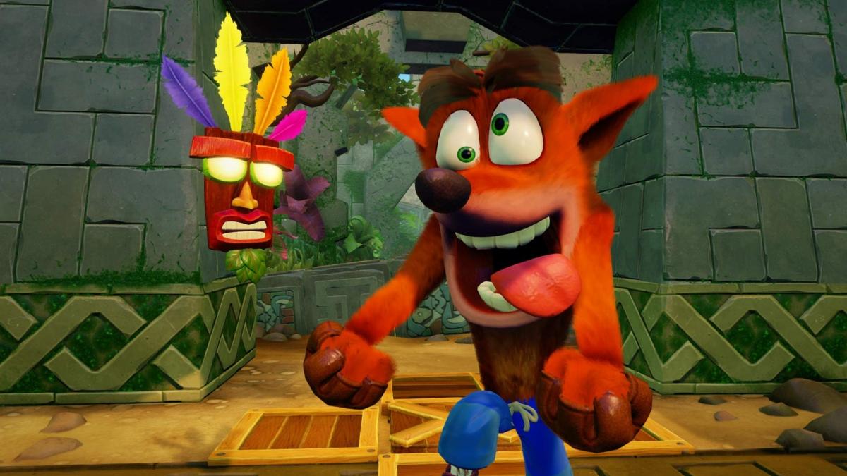 Ремейки Crash Bandicoot выйдут на PS4 в конце июня