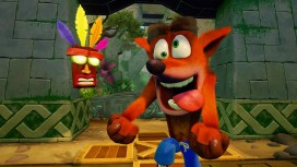 Ремейки Crash Bandicoot выйдут на PS4 в конце июня