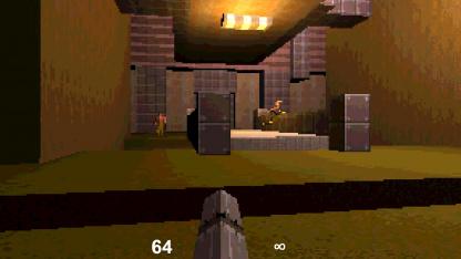 Энтузиаст выпустил собственную версию Quake — игра весит всего13 КБ