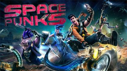 Авторы Shadow Warrior анонсировали ролевой боевик Space Punks
