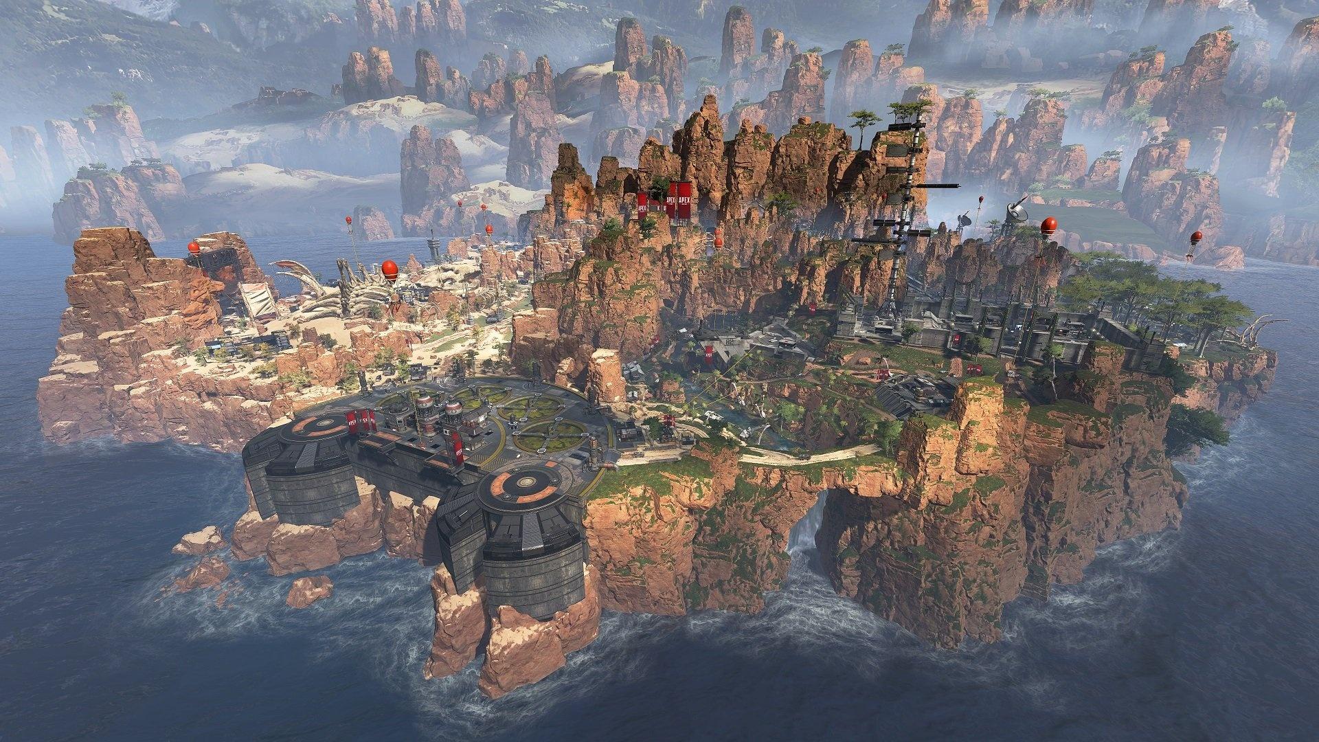 В Apex Legends временно вернут оригинальную карту