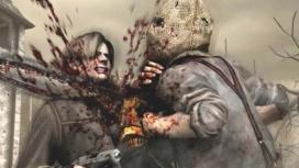 Ютубер убил бензопильщика из Resident Evil4 только с помощью дверей