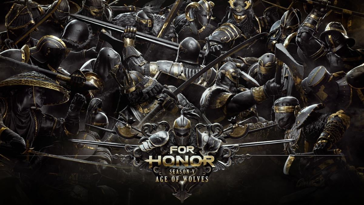 Ежемесячно в For Honor заходит более миллиона игроков