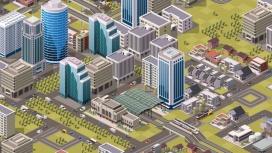 Город для Маска: анонсирован градостроительный симулятор Smart City Plan