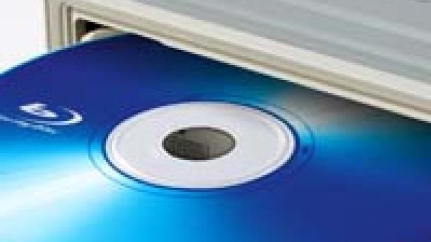 Новый лазер Sharp запишет 4-слойные Blu-ray