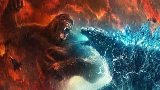 Благодаря «Годзилле против Конга» HBO Max попал в топ приложений США