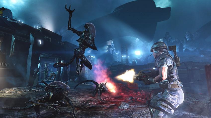 Версия Aliens: Colonial Marines для Wii U выйдет до конца марта