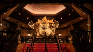 Тематический парк Super Nintendo World откроет свои двери4 февраля