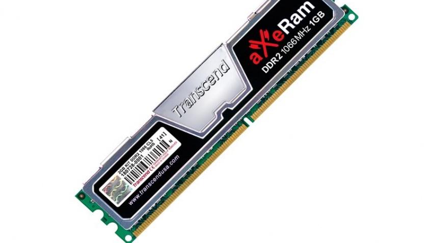 Производительные модули памяти от Transcend