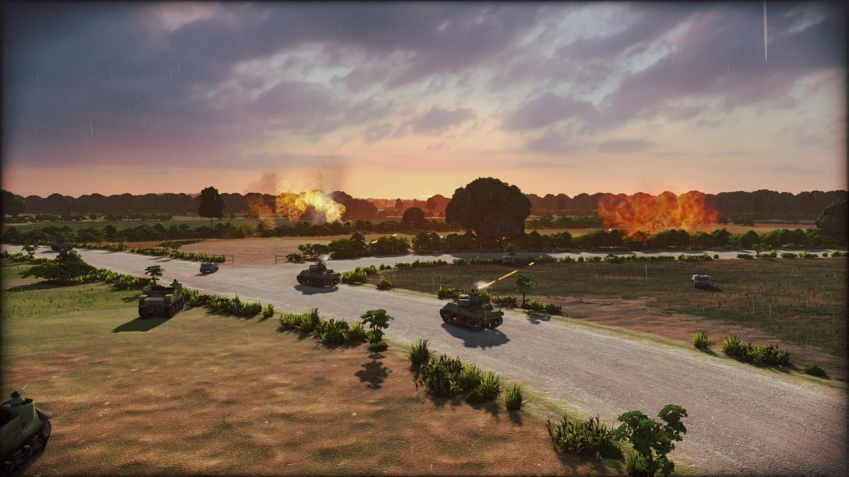 Стратегия Steel Division: Normandy44 получила дату релиза