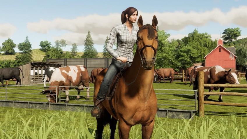 Продажи серии Farming Simulator превысили 25 миллионов копий [Игры]