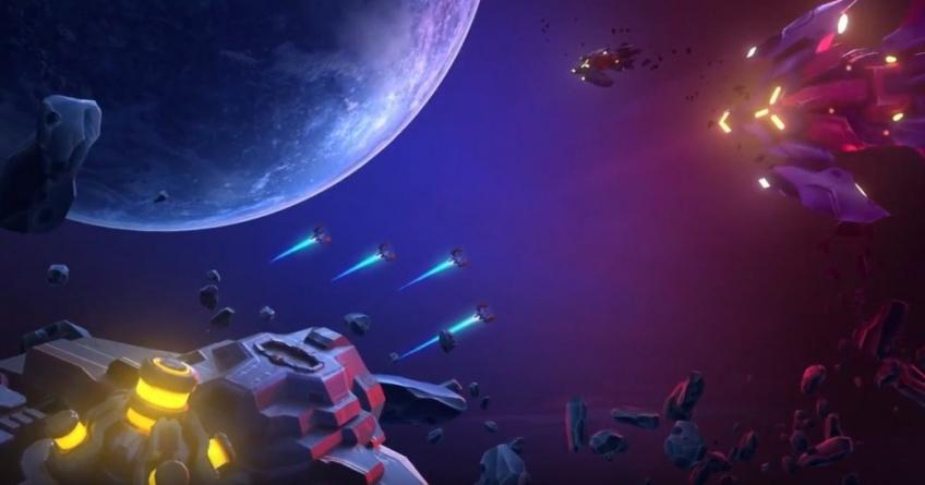 Мобильный боевик Space Justice вышел на iOS и Android по всему миру