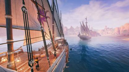 Дополнение Isle of Siptah для Conan Exiles вышло из раннего доступа