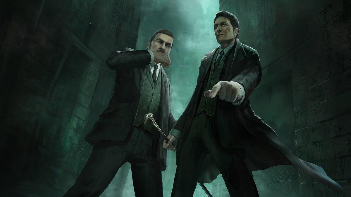 Sherlock Holmes: Crimes and Punishments окончательно вернулась на PS4 и  Xbox One — Игромания