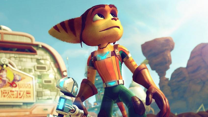 Ratchet & Clank выдает на PS4 стабильные 30 кадров в секунду