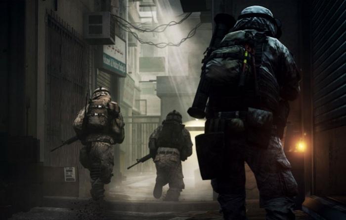 Системные требования и классы Battlefield3