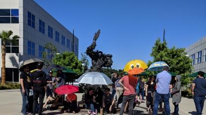 Сотрудники Blizzard вышли на протест против действий корпорации