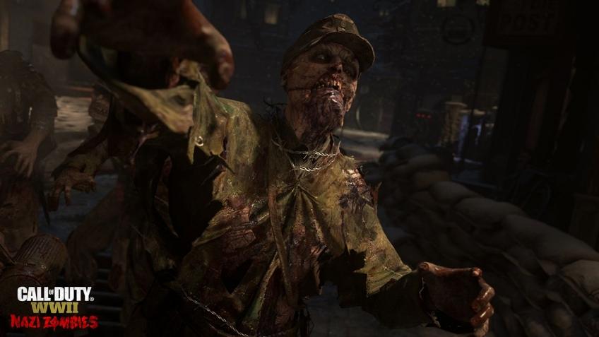 скачать игру Call Of Duty зомби - фото 10