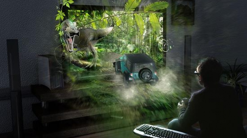 NVIDIA представила технологию потоковой передачи 3D-видео через браузер