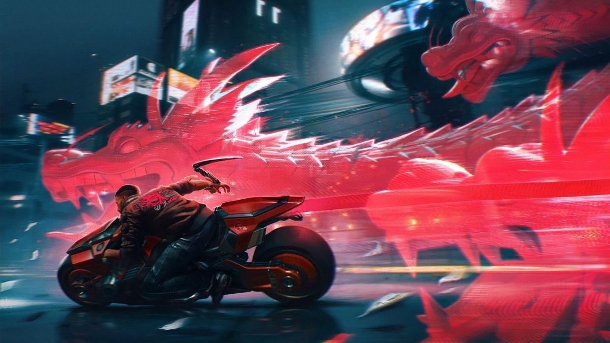 Cyberpunk 2077: рекордная нагрузка на Steam и релизный трейлер
