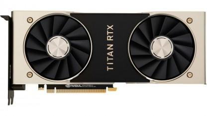 Видеокарта NVIDIA Titan RTX уступила GeForce RTX 2080 Ti в бенчмарке Final Fantasy XV