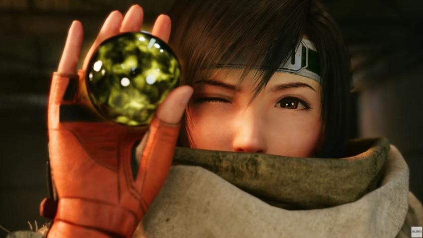 Эпизод про Юффи станет единственным DLC для первой части ремейка Final Fantasy VII
