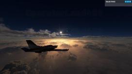 В Microsoft Flight Simulator погода будет моделироваться на основе реальной