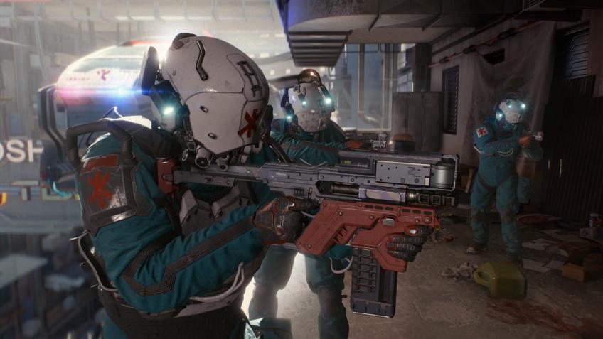 Cyberpunk 2077 стала лидером продаж в Steam и GOG