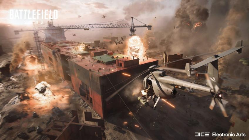 Главное о Battlefield 2042 — что мы узнали после анонса шутера1