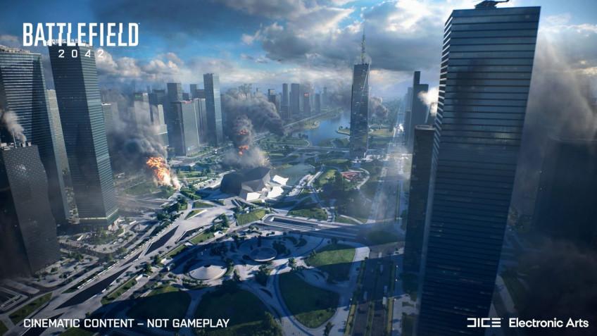 Главное о Battlefield 2042 — что мы узнали после анонса шутера3