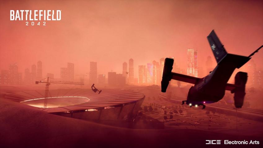 Главное о Battlefield 2042 — что мы узнали после анонса шутера4