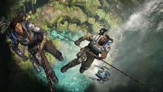 Авторы Gears5 представили геймплейный ролик режима «Тренировочный лагерь»