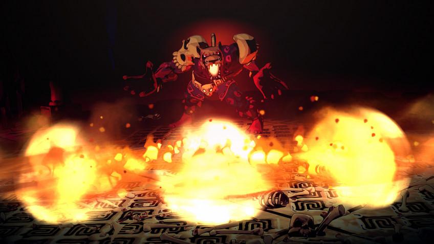 Рогалик Curse of the Dead Gods вышел из раннего доступа Steam