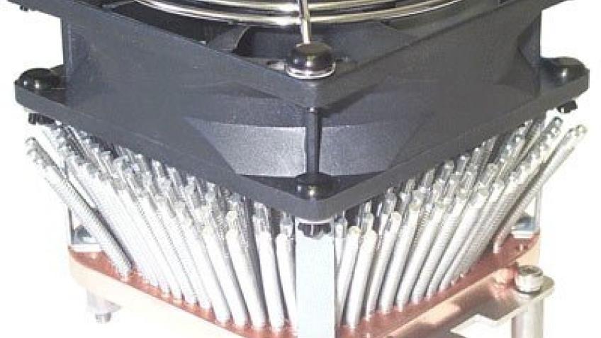 Кулер с иголками