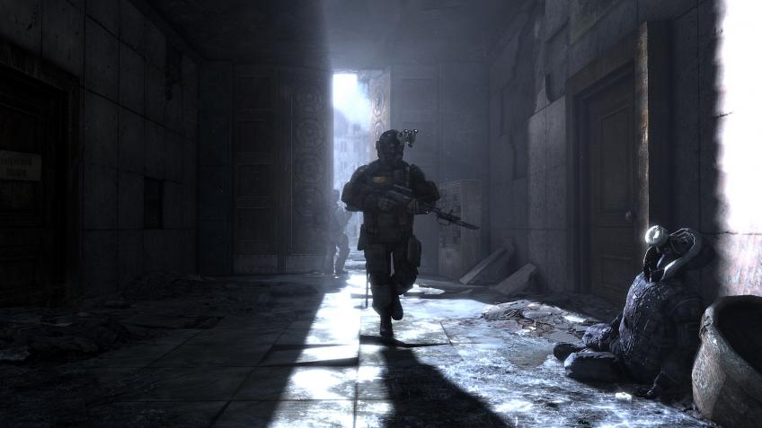 Metro 2033 раздают бесплатно