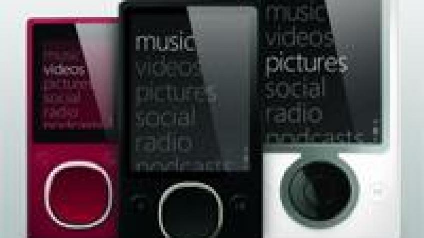 Zune не станет убийцей iPod