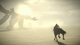 Sony показала новый трейлер Shadow of the Colossus